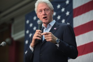 Bill Clinton Shows Up at JAY Z's Made in America Festival