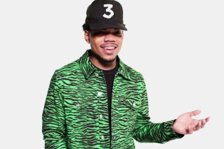 Chance the Rapper Is the New Face of H&M x Kenzo