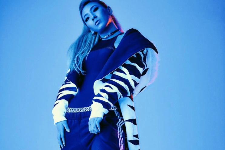"Watch CL Perform ""Lifted"" in Her Late Night Debut"