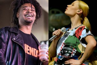 """Danny Brown Called Iggy Azalea a B*tch on 'Atrocity Exhibition' Because """"It Just Rhymed"""""""