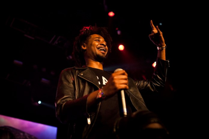 Danny Brown Shares Preview of New Album 'Atrocity Exhibtion'
