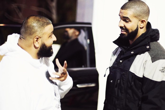 "DJ Khaled & Drake's ""For Free"" is Certified Platinum"