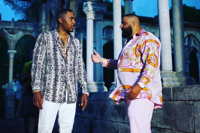 """Watch the Preview of DJ Khaled & Nas' """"Nas Album Done"""" Video"""