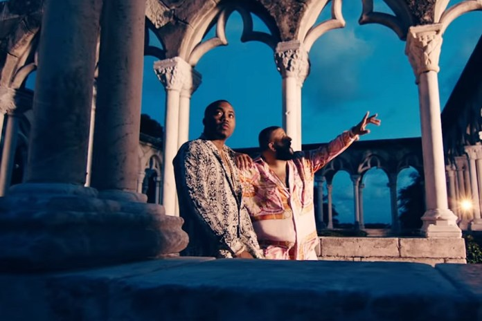 """DJ Khaled & Nas Reconnect for New """"Nas Album Done"""" Video"""