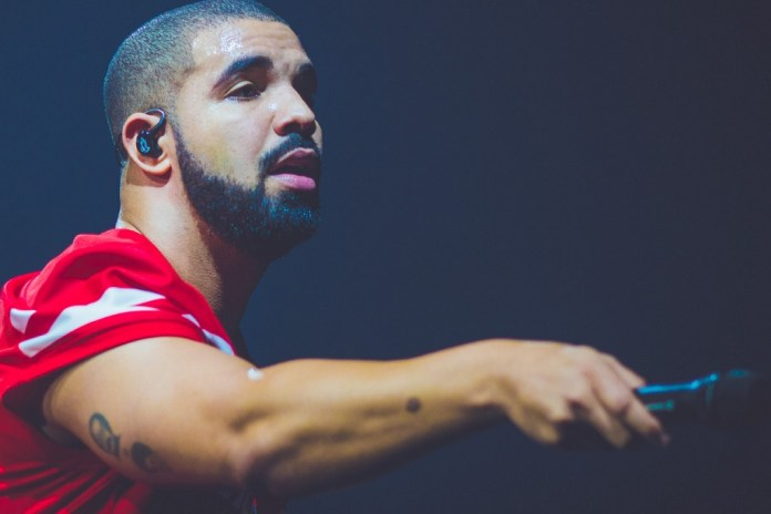 """Drake is About """"Six"""" or """"Seven"""" Songs Into New Project"""
