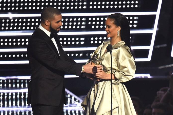 Drake Got a Matching Shark Tattoo With Rihanna