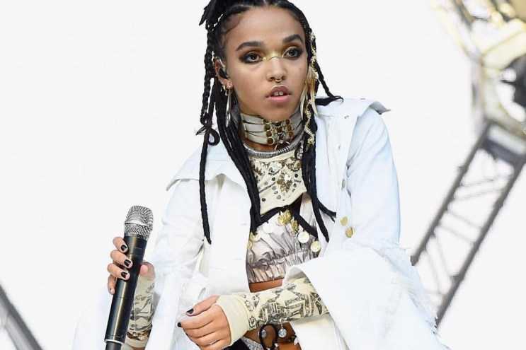 FKA twigs Is Curating a Halloween Inspired Art Exhibition