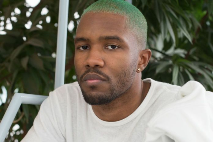 5 Songs From Frank Ocean's 'Blonde' Debut On Hot 100 Chart
