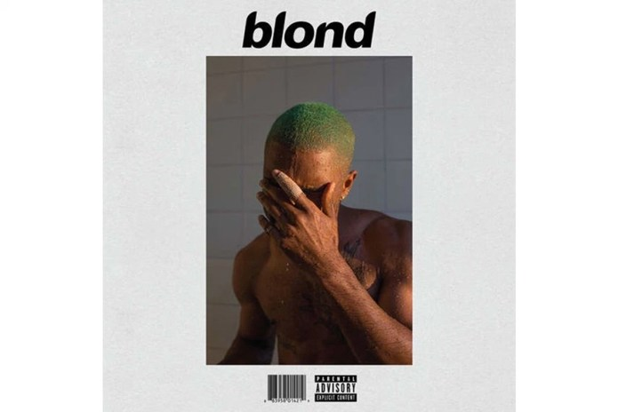 Frank Ocean's 'Blonde' Is Now on Spotify