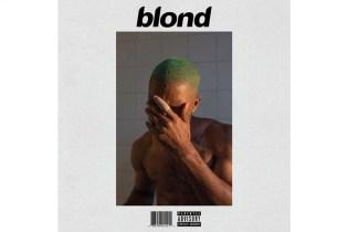 Frank Ocean's 'Blonde' Is Now on Spotify