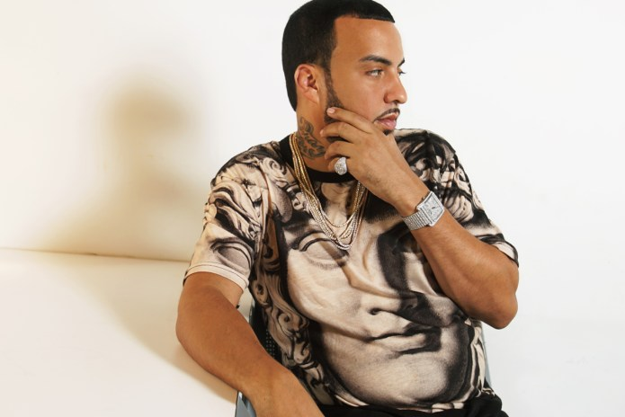 """French Montana Head To Tokyo For Harry Fraud-Produced """"Brick Road"""""""