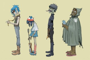 Gorillaz Tease Their Forthcoming Album With a New Instagram Account