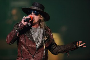 Watch Guns N' Roses' First TV Interview Since Reunion