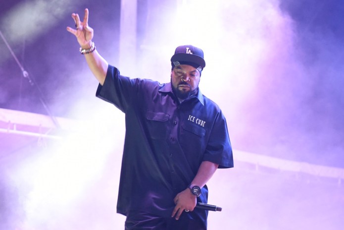 "Ice Cube Says He Feels ""No Emotions"" About Jerry Heller's Death"