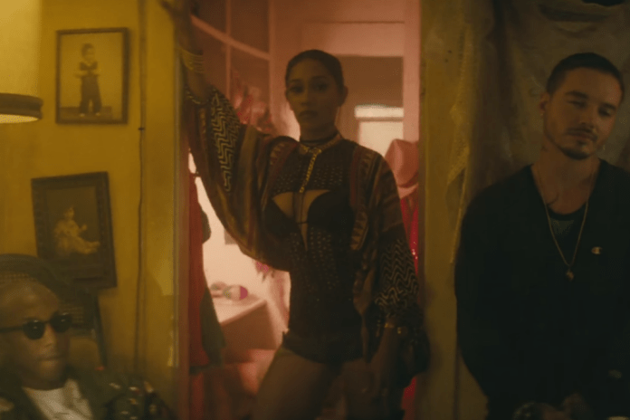 "Watch the Video for J Balvin's ""Safari"" Featuring Pharrell, BIA, And Sky"