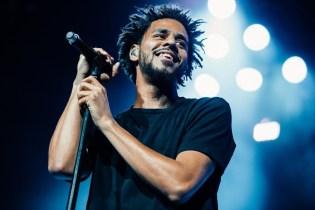J. Cole Earns More Platinum Plaques