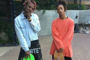 """Jaden Smith & Rich The Kid Link Up For """"Like This"""" Video"""