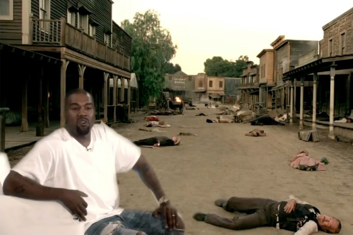 Jimmy Kimmel Incorporates Kanye West's Rants in 'Westworld' Parody Trailer