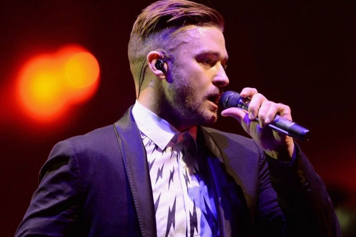 "Justin Timberlake Joins Anna Kendrick for ""True Colors"""