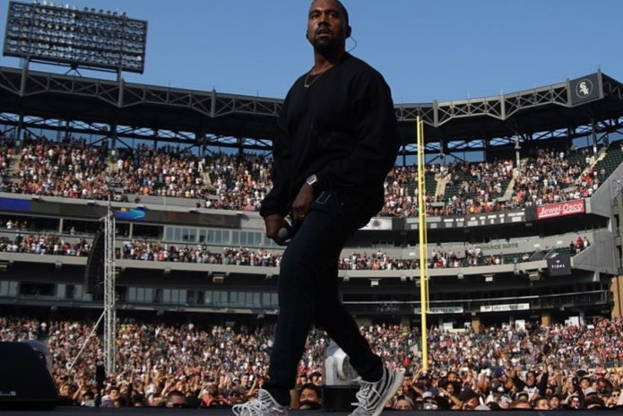 Fans Rush Kanye West's Stage at Magnificent Coloring Day