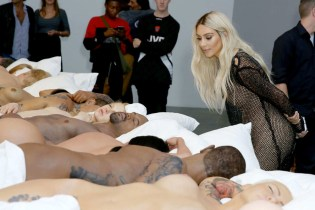 "Kanye West's ""Famous"" Sculptures Are Not For Sale"