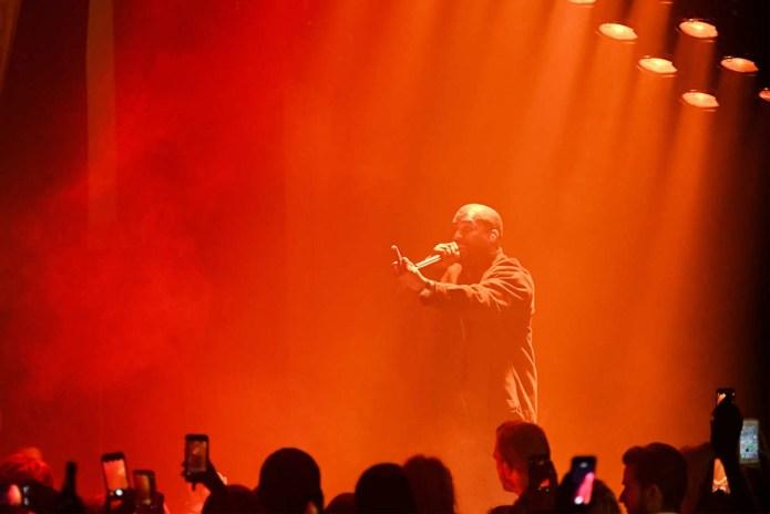 Kanye West Responds to Yeezy Season 4 Critics