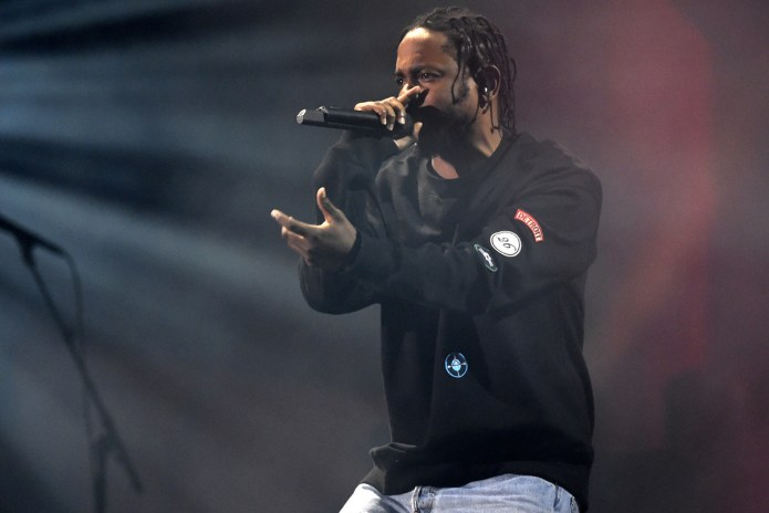 Watch Kendrick Lamar Perform at Global Citizen Festival 2016