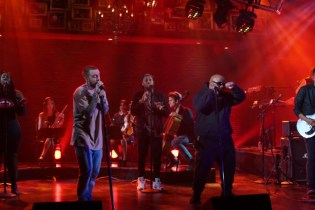 "Watch Mac Miller Perform ""We"" With CeeLo Green"