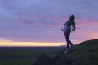 """Major Lazer's New """"Cold Water"""" Video Features Beautiful Icelandic Scenery"""