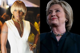 Watch a Teaser of Mary J. Blige's Candid Interview With Hillary Clinton