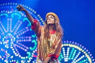 M.I.A. Says 'A.I.M' is Her Final Album During Live Performance