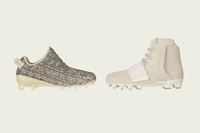 The NFL Just Banned Kanye West's adidas Yeezy Cleat