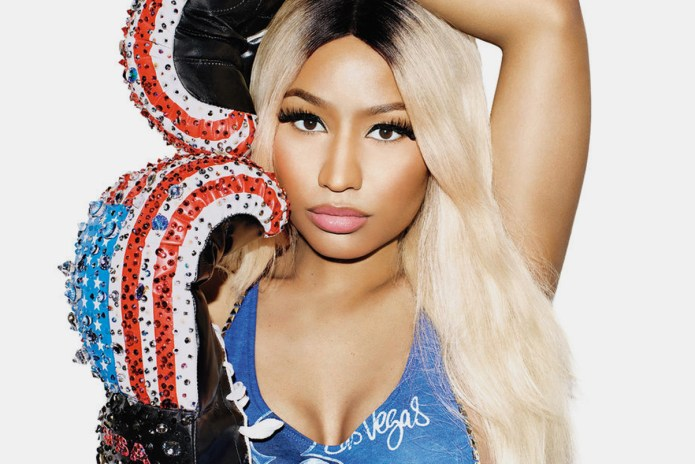 "Hear Nicki Minaj's New Track, ""The Pinkprint Freestyle"""