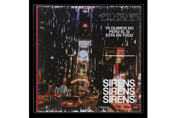 Stream Nicolas Jaar's New Studio Album, 'Sirens'