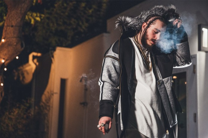 Post Malone Has New Collaborations With Kanye West, Pharrell & More