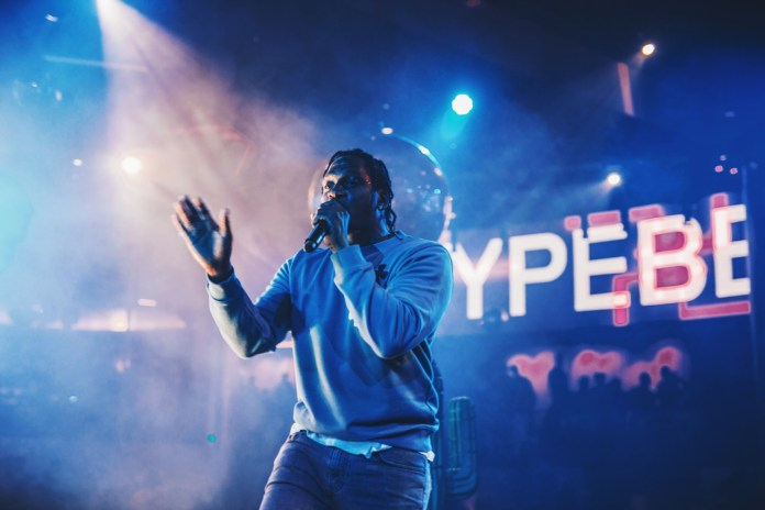 Pusha T Performs at California Prison as Part of New Tour