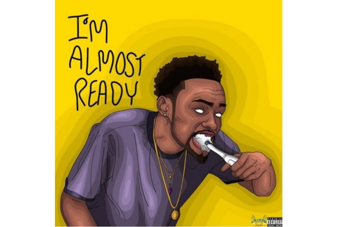 Stream Rob $tone's New Mixtape, 'I'm Almost Ready'