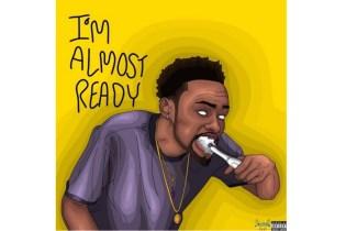 Stream Rob $tone's New Mixtape, 'I'm Almost Ready'