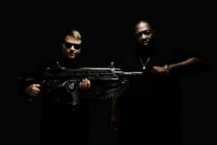 Run The Jewels Debut New Music off 'Run The Jewels 3'