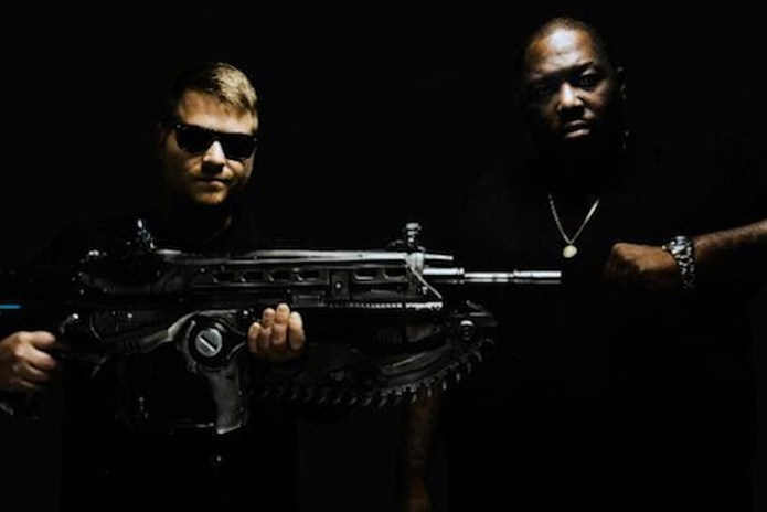 "Run the Jewels Premiere New Track ""Panther Like a Panther (I'm The Sh*t)"" in 'Gears Of War 4' Trailer"
