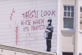 "Watch The Trailer for Banksy's Upcoming Documentary, ""Saving Banksy"""