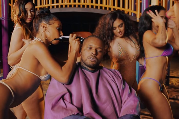 "ScHoolboy Q Shares New Video for ""Overtime"" Featuring Miguel & Justine Skye"