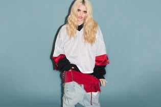 Sky Ferreira Pays Tribute to Insane Clown Posse & Juggalo Culture in New Fashion Shoot