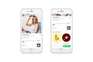 Good News, You Can Now Add Music Onto Your Tinder Profiles
