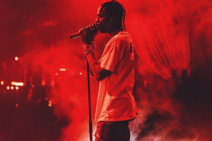 """Travi$ Scott Announces """"Surprise"""" Kanye West Remix"""