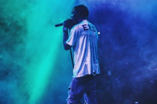 Travi$ Scott Performed in a Tree & Hung Out With Bill Clinton