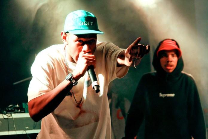 Tyler, The Creator & Earl Sweatshirt Reunite Onstage in Calgary