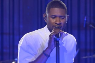 "Usher Covers The Chainsmokers' ""Don't Let Me Down"""