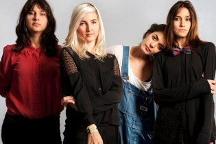 "Warpaint Shares New Single, ""Whiteout"""