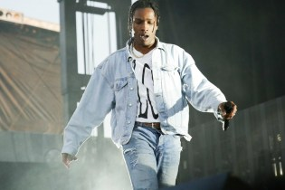 Watch A$AP Rocky's Surprise Set at Fool's Gold Day off LA